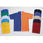 GOLF SHIRTS - ALL COLOURS (175-180 GSM
