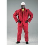 RED CONTI SUIT