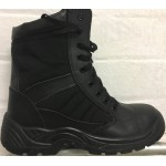 SWAT BOOT - LEATHER /NYLON