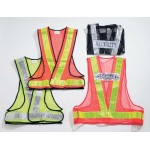 Security Velcro Type Vests